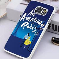 An American In Paris Samsung Galaxy S7  Case  Sintawaty.com