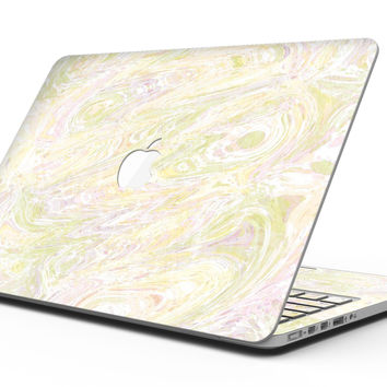 Slate Marble Surface V20 - MacBook Pro with Retina Display Full-Coverage Skin Kit