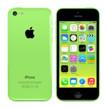 iPhone 5c 16GB Green Unlocked - Apple Store (UK)