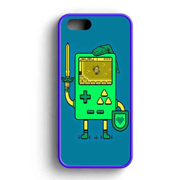 Legend Of Zelda Gameboy iPhone 5 Case Available for iPhone 5 Case iPhone 5s Case iPhone 5c Case iPhone 4 Case