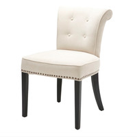 Eichholtz Nuovo Dining Chair - Ivory