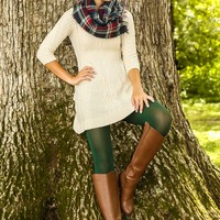 Home Away From Home Sweater Dress-Oatmeal