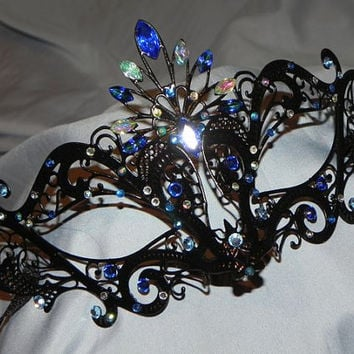 Custom Masquerade Mask