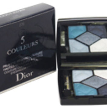 Christian Dior - Dior 5 Couleurs Couture Colours & Effects Eyeshadow Palette - # 276 Carre Bleu (0.21 oz.)