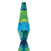 "14.5"" COLORMAX™ Geometric Lava Lamp"