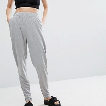 Monki Hareem Style Pants at asos.com