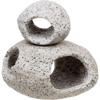 Penn Plax Hide-Away Stackable Stone Aquarium Ornaments | Petco