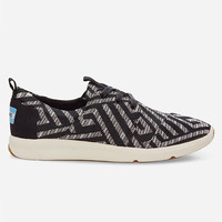 Toms Tribal Del Ray Womens Shoes Black  In Sizes