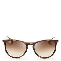 Ray-Ban Polarized Keyhole Sunglasses, 54mm | Bloomingdales's