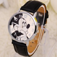 Women Dress Watch Children Cartoon Cute