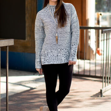 MINKPINK Perfect Timing Skivvy Sweater