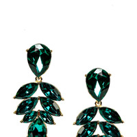 Jessica Coloured Statement Earrings