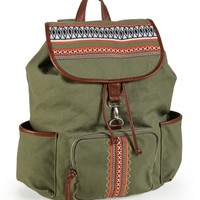 Geo Trim Backpack