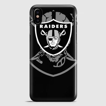 Oakland Raiders iPhone X Case
