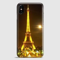 The Eiffel Tower iPhone X Case | casescraft
