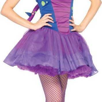 Darling Dragon Adult Halloween Costume for Women