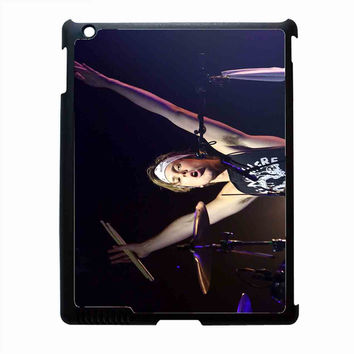 drummer 5sos for IPAD 2/3/4 case**