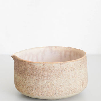 Rose Lipped Bowl