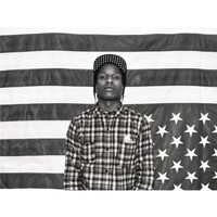 Asap Rocky 32x24 Artists ArtPrint Poster 04C/Middle Size