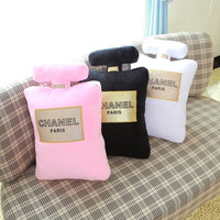 Chanel Bottle Pillow