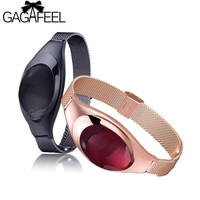 GAGAFEEL Waterproof Smartwrist for Woman Men Cholesterol Monitor Smart Watches for Android IOS Heart Rate Monitor Smart Bracelet