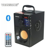 Stereo Bluetooth Speakers with Subwoofer