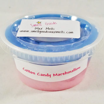 Cotton Candy Marshmallow Highly Scented Wax Warmer Melts - Scent Shots - Home Fragrance - Candle Tarts - Sweet Bakery Scent