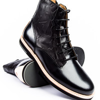 Thorocraft Hutchinson Black Boot