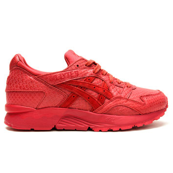 "Asics - Gel-Lyte V ""Snake Bite"" (Red/Red)"