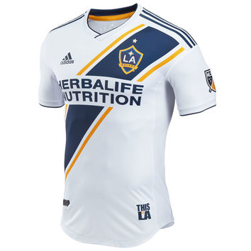 LA Galaxy 2018/2019 Primary MLS SOCCER Jersey – White