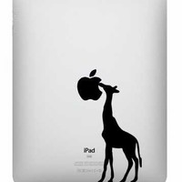 Ipad Decal - Giraffe | Luulla