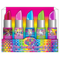 Lisa Frank 5 Pack Bath and Shower Gel Gift Set