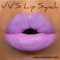 VVS LipSynch - Uncensored Lipstick