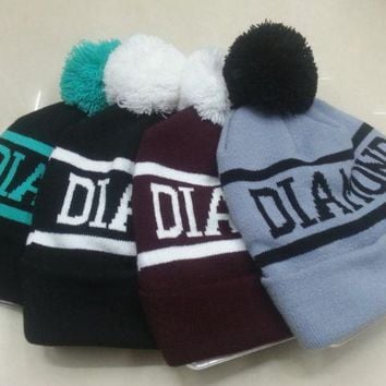 MDIG8H2 Diamond Supply Co Beanie Knitted hat