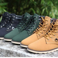 Men's European Design Boots