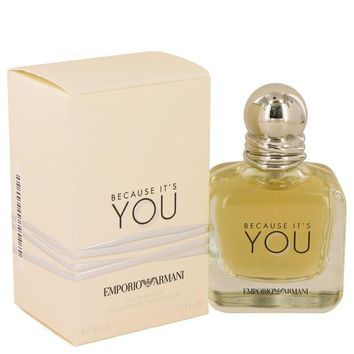 Because It's You by Emporio Armani Eau De Parfum Spray 1.7 oz