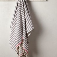 Coastline Towel by Anthropologie Grey Beach Towel House & Home