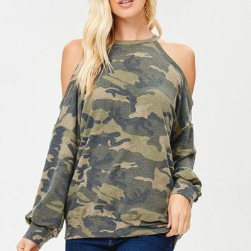 Cold Shoulder Sweatshirt, Sweaters Crew neck V Neck Turtle Neck