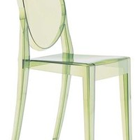 Victoria Ghost Chair by Kartell