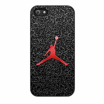 DCKL9 Michael Jordan The Legend Flying iPhone 5 Case