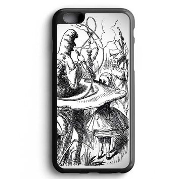 Custom Case Hookah Caterpillar Alice for iPhone Case & Samsung Case