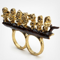 Disney Couture Seven Dwarves Ring | Seven Dwarves Ring | Shop Disney Couture | fredflare.com