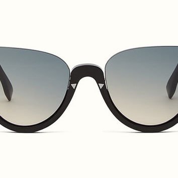 Fendi - Blink 0138/S Havana Cat-Eye Sunglasses