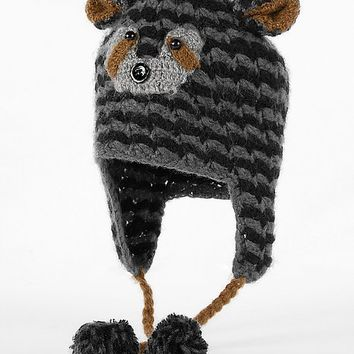 Racoon Critter Hat - Women's Hats | Buckle