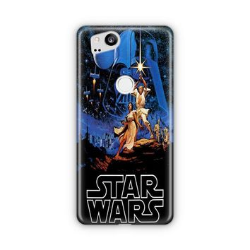 Star Wars Millenium Falcon Google Pixel 3 XL Case | Casefantasy