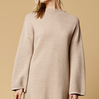 MinkPink Ripple Stitch Sweater Dress at PacSun.com