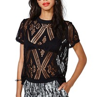 Nasty Gal So Ripped Tee