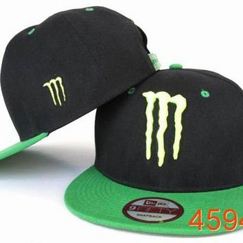 Monster Energy SnapBack Cap Online Outlet Store | IsHalfPrice.com