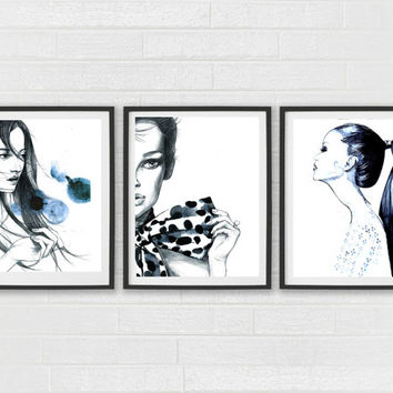 Fashion Wall Art Fashion Wall Art | Roselawnlutheran