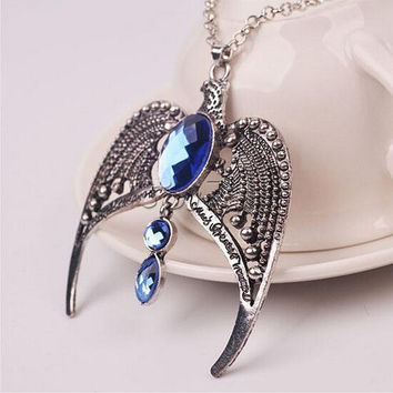 "Harry Potter ""Lost Diadem of Ravenclaw"" Horcrux Necklace"